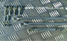 205/309 GTI Group A Rose Jointed Gear Linkages